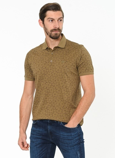 Beymen Business Polo Yaka Tişört Camel